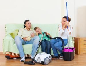 Какие обязанности у членов семьи
